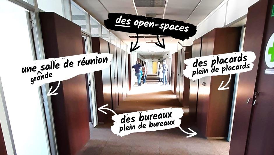 Les futurs locaux de La Fontaine boulevard Carnot à Agen