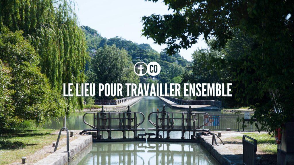 L'écluse du Pont-Canal à Agen
